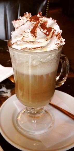 咖啡师培训作品意风咖啡